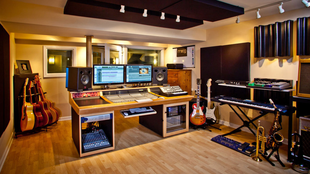 The Home Recording Studio, On A Budget  – The Unity Gain